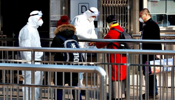 6 Kasus Baru Virus Corona Tercatat di China, 1 Pasien di Wuhan