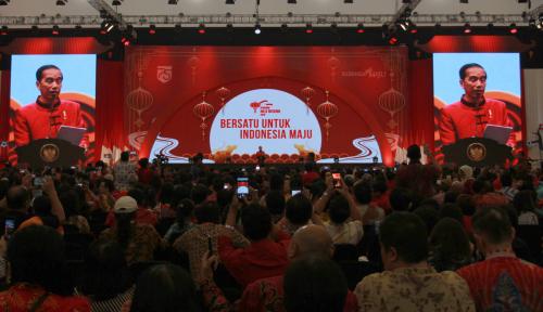 Mungkin Pak Jokowi Lagi Kangen Ahok, Gak Ingin Menyakiti