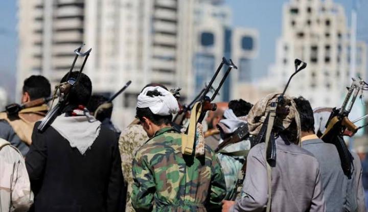 Tanpa Ampun, Koalisi Arab Saudi Sukses Hancurkan Sistem Rudal Balistik Houthi
