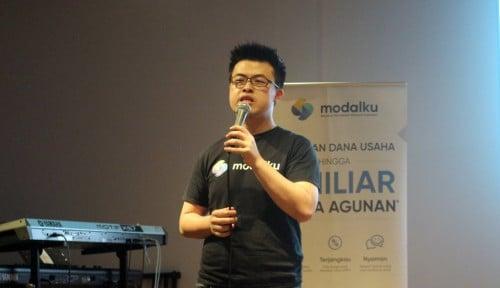 Foto Co-Founder Modalku: Modalku Jadi Fintech Pilihan UKM