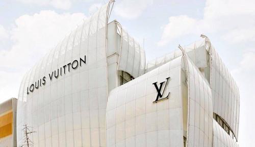 Foto Bantu Atasi Corona, LVMH Produksi Hand Sanitizer di Pabrik Parfumnya