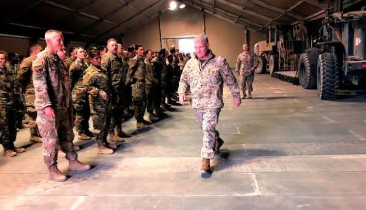 Rusia Skeptis Sama Pemulangan Pasukan AS karena...