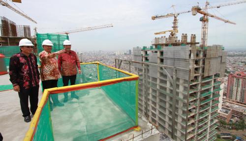Proyek Properti Diborong, Kinerja LPKR Kinclong