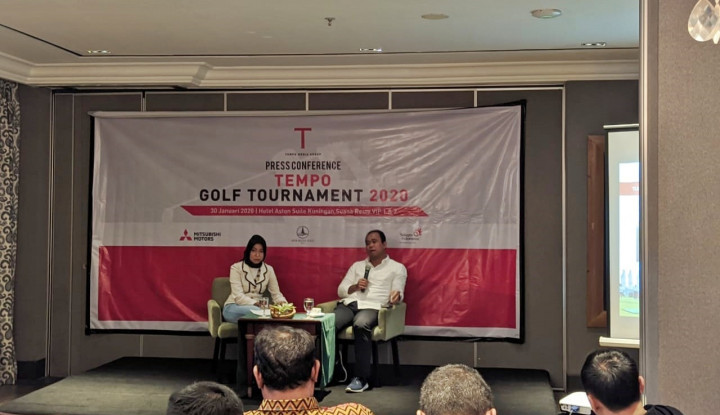 Turnamen Golf TEMPO 2020 Rebutkan Hadiah Outlander, Pajero Sport, dan Xpander - Warta Ekonomi