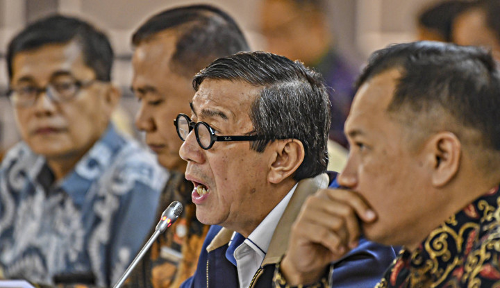 Pakar Serukan: Pak Jokowi, Copot Menteri Yasonna!!