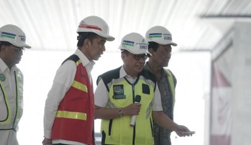 Genjot Jumlah Wisman, Jokowi Minta Adanya Penerbangan dan Slot Baru di Bandara Baru Jogja
