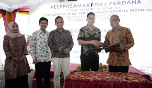 Foto Optimalkan Manfaat SRG Rumput Laut, KBI Jalin Kerja Sama dengan PT Asia Sejahtera Mina