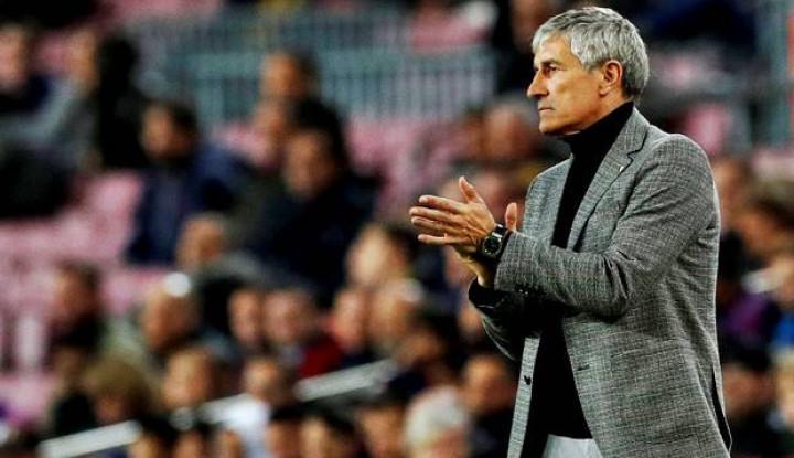 Barcelona Bantai Leganes 5-0, Setien Akui Belum Puas - Warta Ekonomi