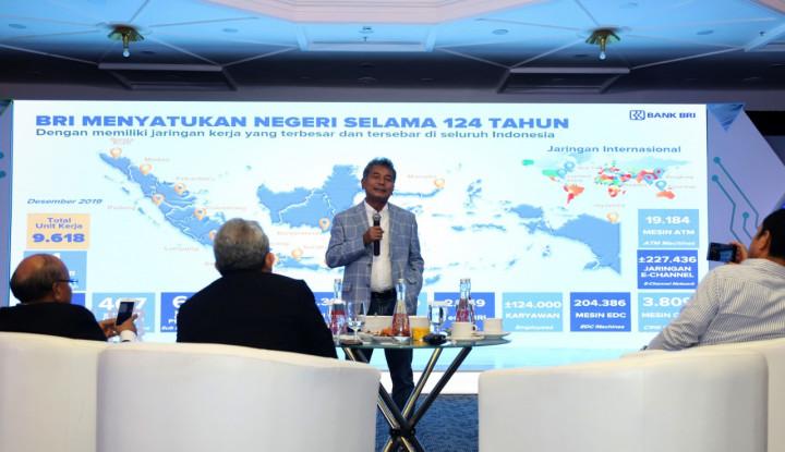 Sunarso: BRI Fokus Berdayakan UMKM Lewat Transformasi Digital - Warta Ekonomi