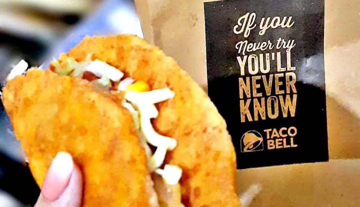 Bakal Buka Gerai di Indonesia, Taco Bell Jual Apa Aja Sih? - Warta Ekonomi