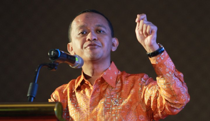 Rakyat Ramai-ramai Tolak Omnibus Law, Bahlil Teriak: Jangan Plintir Seolah untuk Kepentingan Asing!