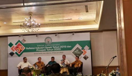 Foto Gapki: Ekspor Kelapa Sawit Tumbuh 4,2% Sepanjang 2019
