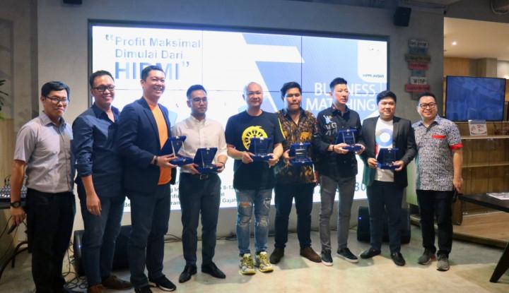 Bangun Semangat Kolaborasi, Hipmi Jaya Gelar Business Matching - Warta Ekonomi