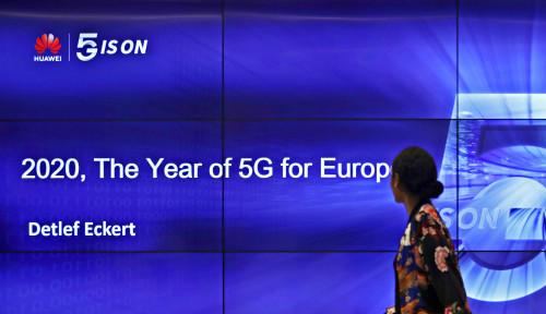 Foto Diplomat AS: Uni Eropa Enggak Perlu Pakai Teknologi 5G Perusahaan China, Kan Ada Produk dari . . . .