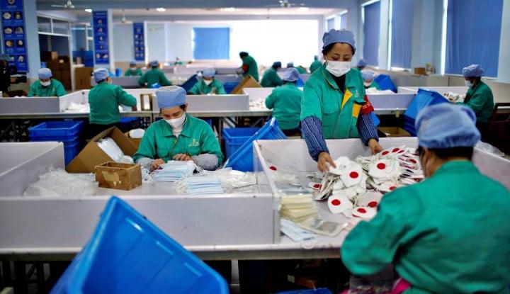 Catat Nih! Penimbun Masker Bakal Dipenjara dan Didenda Ratusan Juta - Warta Ekonomi
