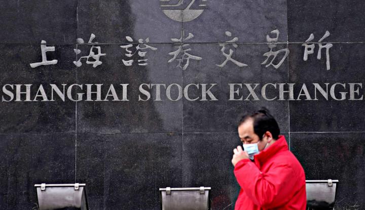 Warga China Terjebak Corona, Saham Developer Aplikasi Ketiban Berkah - Warta Ekonomi