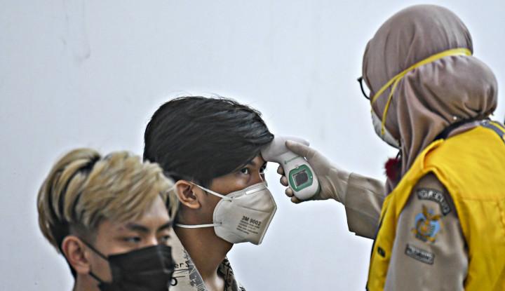 Geger WN China Terinfeksi Corona Usai Liburan di Bali, Indonesia Beneran Aman? - Warta Ekonomi