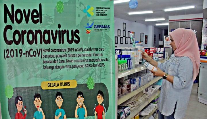NasDem Bagi-bagi 3.000 Masker buat Cegah Penyebaran Virus Corona