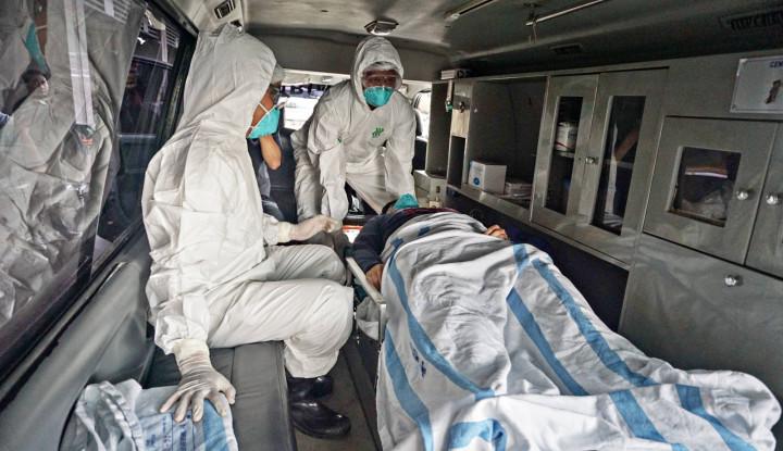 usai nyatakan 1 pasien tewas, jepang tingkatkan tes untuk pencegahan