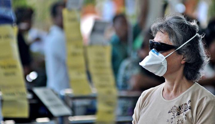 Buset, Media Asing Soroti Mahalnya Harga Masker Indonesia karena Lebih dari Emas - Warta Ekonomi
