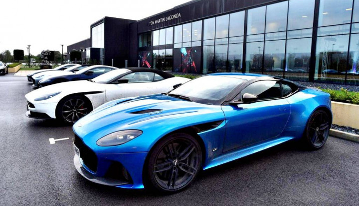 Hampir Bangkrut, Miliarder F1 Langsung 'Guyur' Dana Rp3,2 Triliun ke Perusahaan Mobil Mewah Ini - Warta Ekonomi