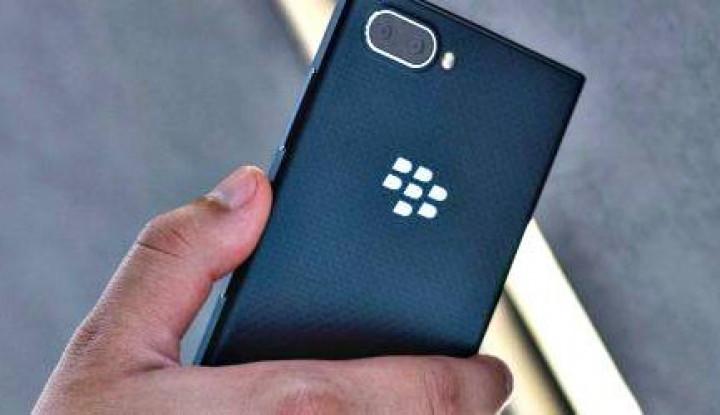 Ambyar Sudah!! BlackBerry dan TCL Memutuskan Berpisah - Warta Ekonomi