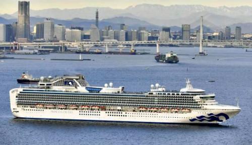 Foto Pemerintah Kanada Akan Mulai Evakuasi Warganya dari Kapal Diamond Princess