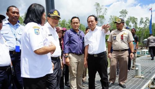 Foto SKPT Mimika Gerakkan Ekonomi Perikanan di Timur Indonesia