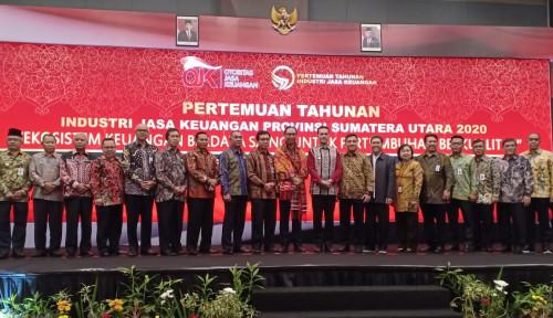 Foto 2019, OJK Sumbagut Catat Perkembangan IJK di Sumut Tumbuh Positif