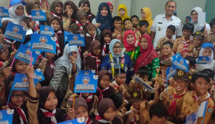 Tingkatkan Gizi Anak-Anak, Baznas DKI Jakarta Luncurkan Program Basuma - Warta Ekonomi