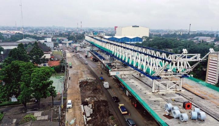 Jasa Marga Kebut Pengerjaan Tol Bogor Ring Road - Warta Ekonomi