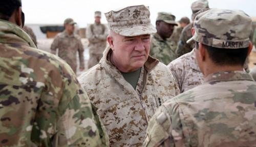 Foto Banyak yang Harus Diselesaikan, Jenderal Tinggi AS Diam-diam Menyelinap ke Irak
