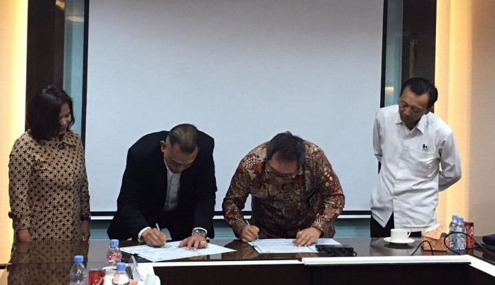 2 BUMN Konsultan Konstruksi Rangkulan dalam Pengujian Geoteknik - Warta Ekonomi
