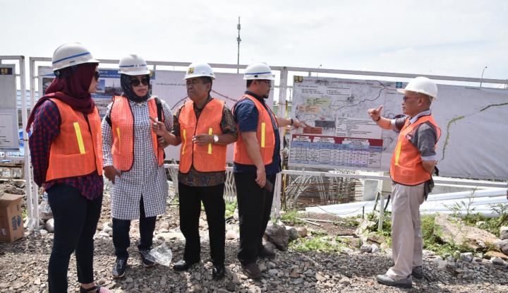 Seksi 1-3 Tol Cisundawu Ditargetkan Rampung Lebaran 2020 - Warta Ekonomi