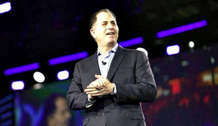 Pendiri Dell Technologies Umumkan Ikut Lawan Corona Lewat Donasi Jutaan Dolar - Warta Ekonomi