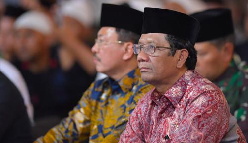Mahfud MD Banding-bandingkan Partai Masyumi dengan PKI