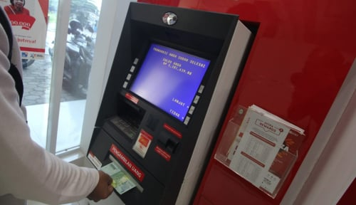 Foto Wah, Bank DKI Ternyata Juga Miliki ATM 20 Ribuan