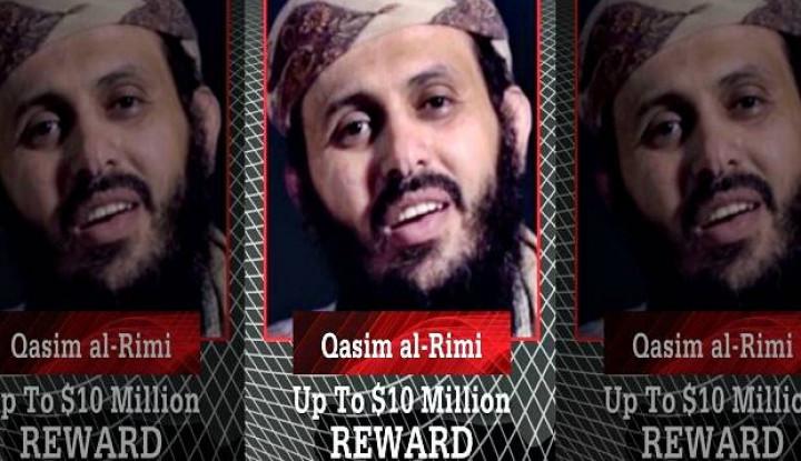 Donald Trump Konfirmasi Kematian Pemimpin al-Qaeda Qassim al-Rimi - Warta Ekonomi