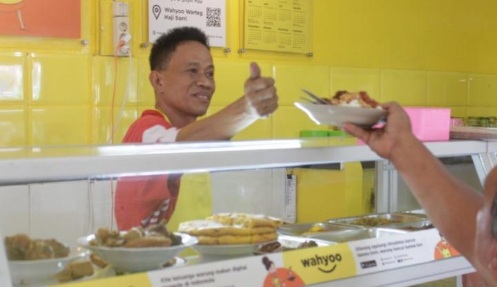 Foto Berita Mengenal Wahyoo, Startup Lokal yang Bikin Warteg Naik Kelas
