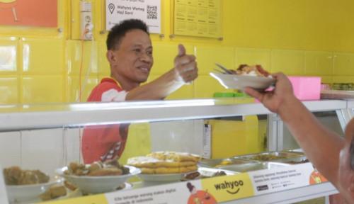 Foto Mengenal Wahyoo, Startup Lokal yang Bikin Warteg Naik Kelas