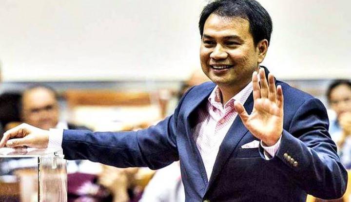 Azis Syamsuddin Diduga Langgar Kode Etik, Pelapor Cabut Laporannya - Warta Ekonomi