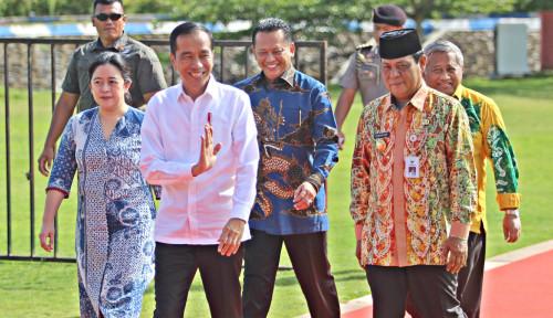 Foto Demi Hari Pers Nasional 2020, Jokowi Mampir ke Banjarmasin Sebelum ke Australia