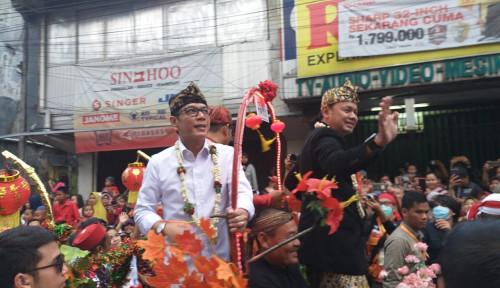Foto Mas Menpar: Bogor Street Festival Cap Go Meh Hadirkan Semangat Persatuan