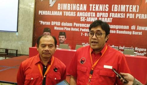 Foto Intip Strategi PDIP Jabar Menangkan Pilkada Serentak di Wilayah-Wilayah Ini!