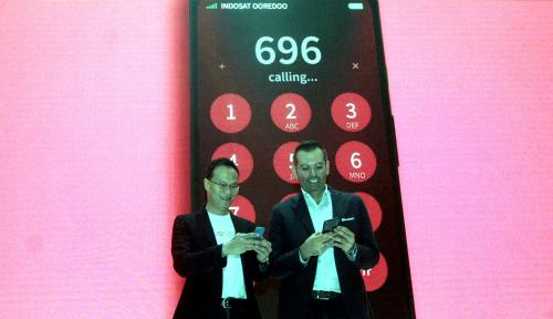 Foto Perkuat Jaringan, Indosat Alokasikan Capex Rp9,5 Triliun