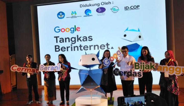 Di Hari Aman Berinternet Sedunia, Google Indonesia Luncurkan Program Tangkas Berinternet - Warta Ekonomi