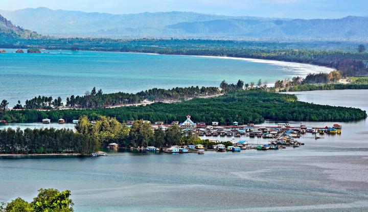 Save Our Sea: Membangun Ekowisata Bahari Berbasis Masyarakat - Warta Ekonomi