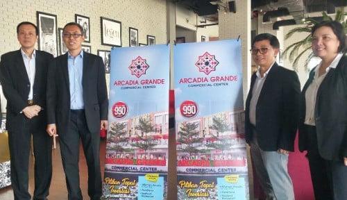 Paramount Land Targetkan Marketing Sales Rp2,2 Triliun