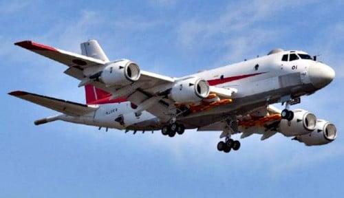 Foto Diluncurkan dari Udara, Jepang Uji Coba Rudal Anti-Kapal