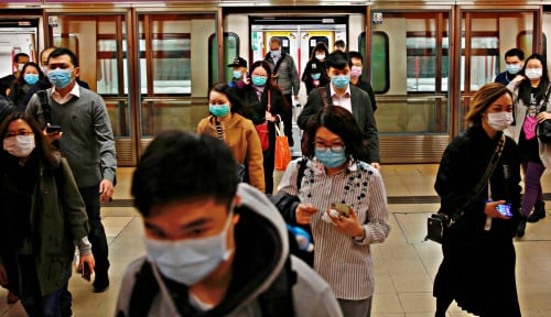 Foto KBRI Seoul Ditutup, Pejabat Setempat Bilang Sampai Batas Waktu yang Belum Ditentukan